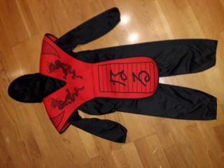 Disfraz Ninja.