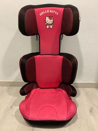 Silla coche Hello Kitty