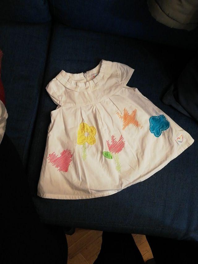 Vestido 3 meses Agatha Ruiz de la Padra