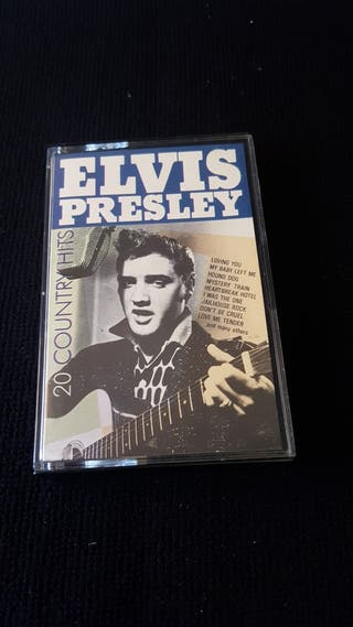 Elvis Presley... 20 Country Hits..1987