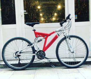Bicicleta Montana quick Patrol
