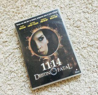 DVD Destino Fatal