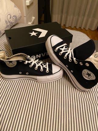 Chuck Taylor All Star Lift High Top Mujer