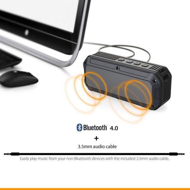 AUKEY Altavoz Bluetooth 4.0