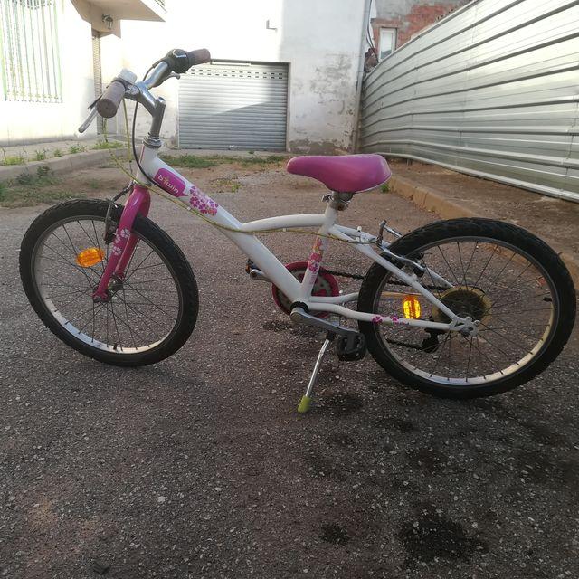 """bicicleta infantil 20"""""""