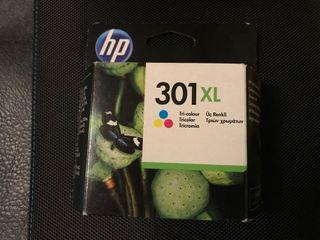 Cartucho de Tinta HP 301XL Color