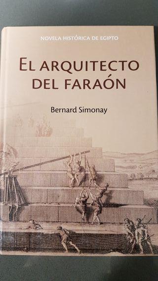Libro El arquitecto del faraón