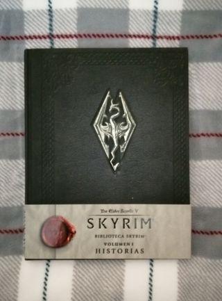 Libro Skyrim Volumen 1 Historias