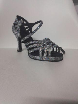 zapatos baile salsa