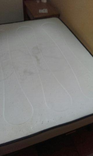 colchón viscoelastico 135x200