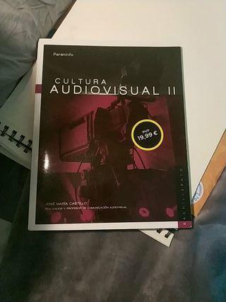 Libro Cultura Audiovisual 2