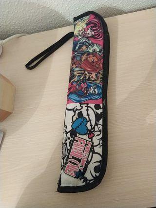 Funda flauta Monster High