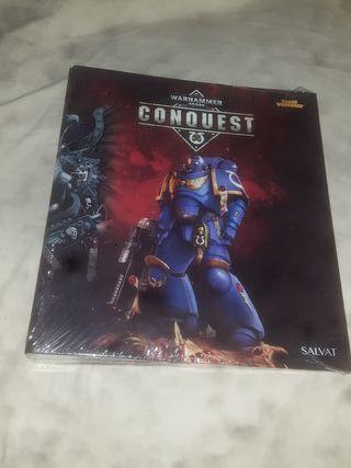 Archivador Warhammer Conquest