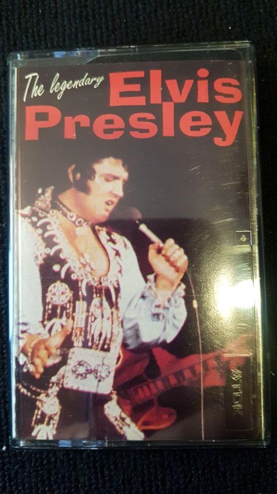 Elvis Presley.. The Legendary Elvis Presley