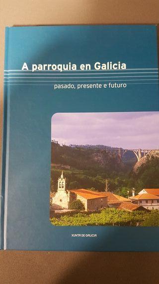 Libro A parroquia en Galicia