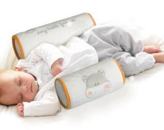 Cojín antivuelco soft Jané para bebé.