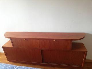 mueble dormitorio / comedor