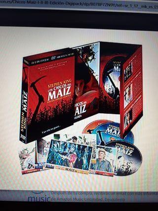 dvd.pack3 Los chicos del Maiz nueva