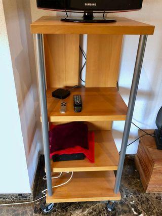 Mueble auxiliar TV - Sonido