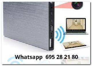 idpy Videocamara FULL HD WIFI