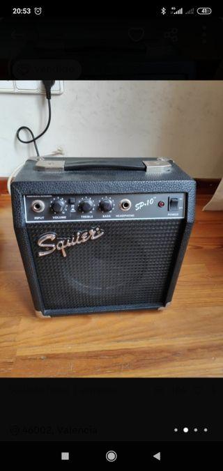 Amplificador de Guitarra Squier ac10