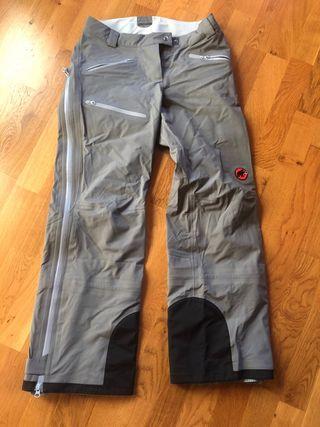 Pantalones de esqui mujer