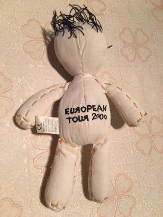 Muñeco merchandising Korn (gira europea 2000)