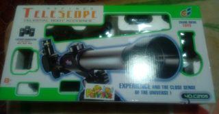telescopio para niño ( jugueta )