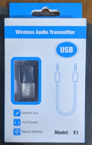 Transmisor Bluetooth 4.2