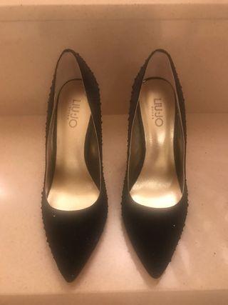 Zapatos tacón Lujo