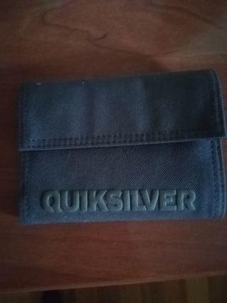 cartera quicksilver