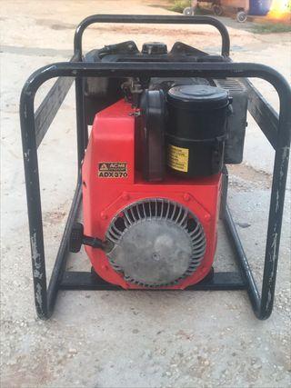 Generador diésel