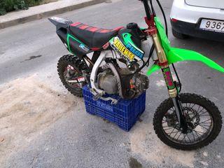 Pitbike YCF pilot 150