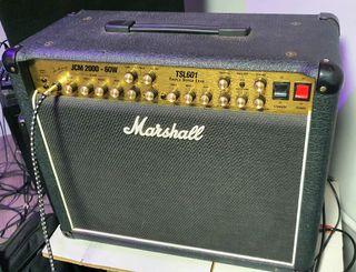 Marshall jcm 2000 tsl 601 Amplificador de guitarra