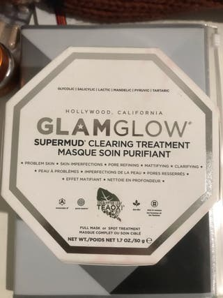 Glamglow supermud mascarilla purificante