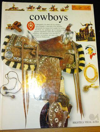 libro cowboys