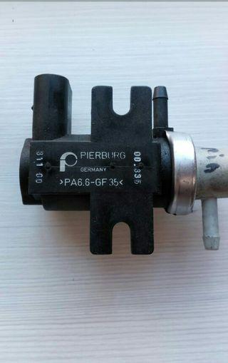 válvula de presión turbo