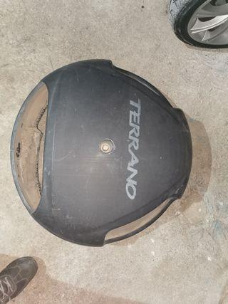 cubre rueda repuesto nissan terrano