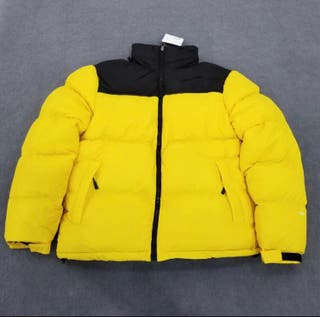 Thick Men's Puffer Winter Jacket Coat