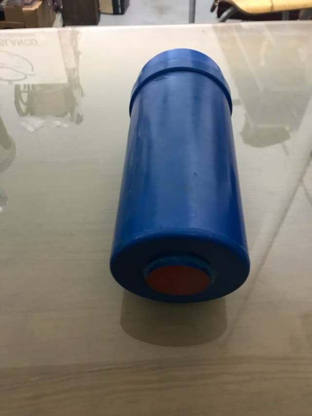 Cartucho INTERSETA Carbón activo (Osmosis inversa)