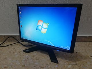 Monitor 19 Acer X193W