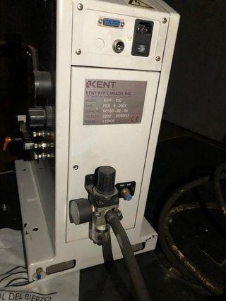 maquina tampografia profesional