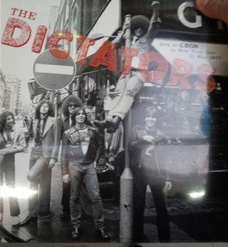 The dictators Live CBGB 1977 LP