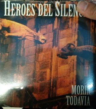 """Héroes del silencio Morir todavía 7"""""""