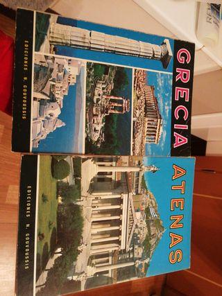 GUÍAS ATENAS Y GRECIA