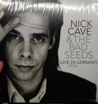Nick cave Live in Germany 1996 Lp