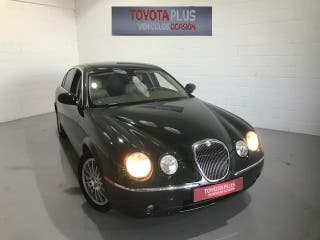 JAGUAR S-TYPE 2.7D V6 EXECUTIVE 207 4P