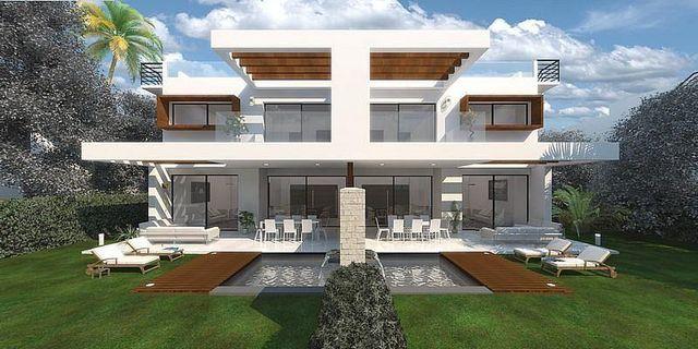 Villa en venta en Zona de Seghers en Estepona (Saladavieja, Málaga)