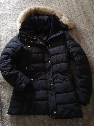Abrigo plumón