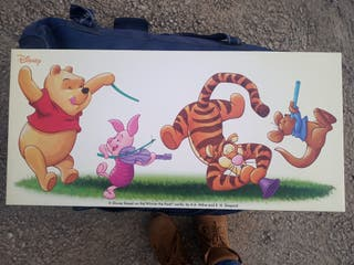 Cuadro infantil de Disney